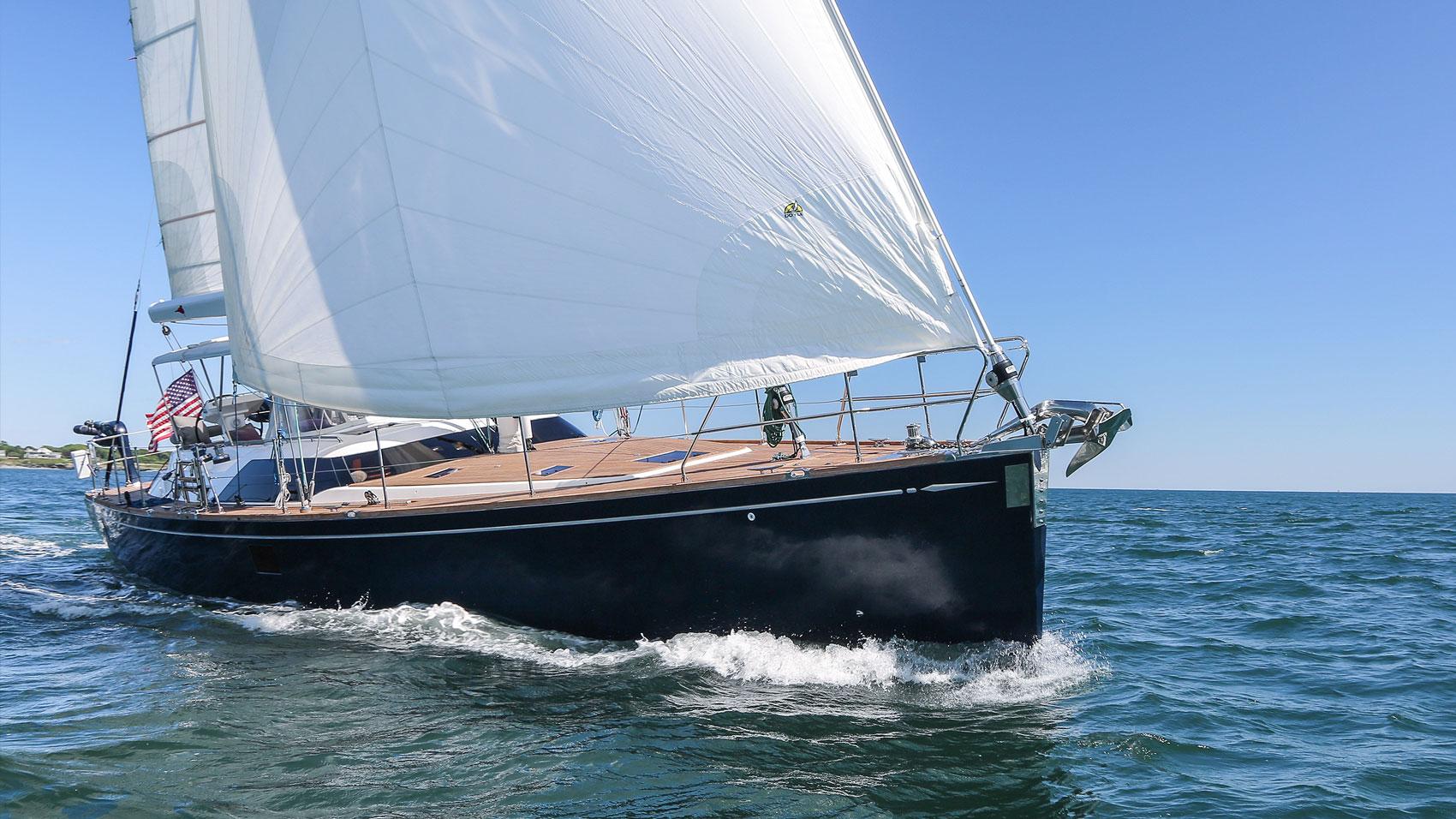 Hylas Yachts H63
